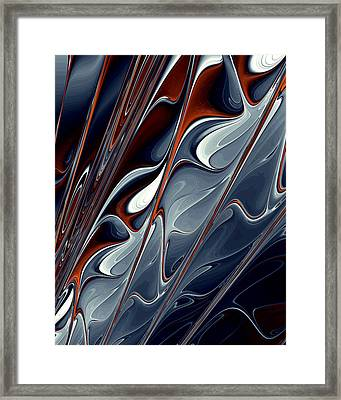 Extinguish Framed Print by Kevin Trow