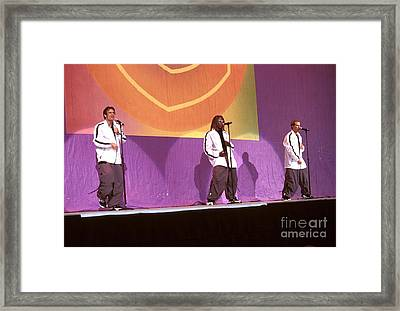 EYC Framed Print by Front Row  Photographs