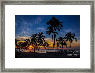 Eye Candy Desire Framed Print by Rene Triay Photography