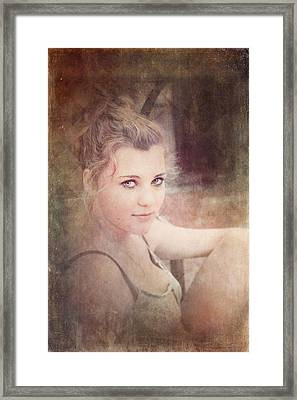 Eye Contact #01 Framed Print by Loriental Photography