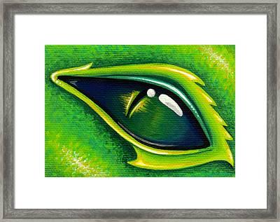 Eye Of Cepheus Framed Print by Elaina  Wagner