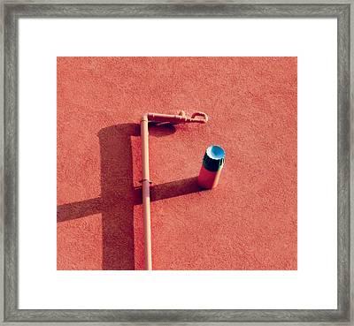 f  Framed Print by A Rey