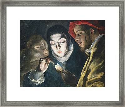 Fable Framed Print by Celestial Images