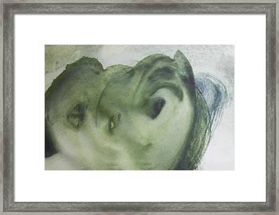 Facing Up Framed Print by David Kehrli