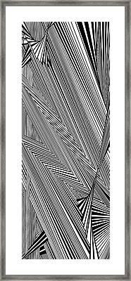 Factionless Framed Print by Douglas Christian Larsen