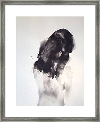 Fade Into You Framed Print by Kristina Broza