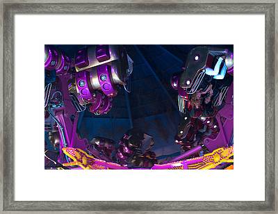 Fairground Attraction Framed Print by Frank Gaertner