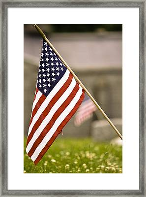 Fairview America Framed Print by Trish Tritz