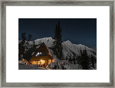 Fairy Meadows Framed Print by Ian Stotesbury