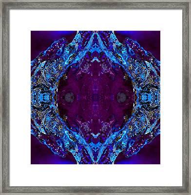 Fairy Water Framed Print by Nataliya Kiryukhina