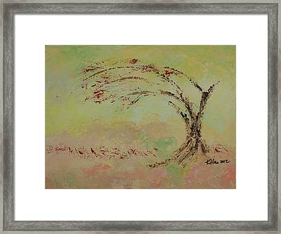 Faith #2 Framed Print by William Killen