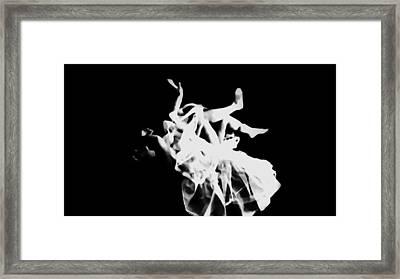 Fall Of Shame Framed Print by Jessica Shelton