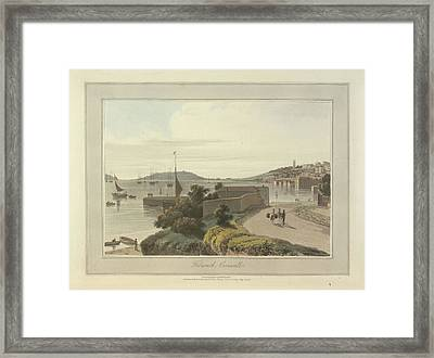 Falmouth Framed Print by British Library