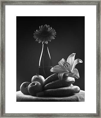 Family's Boss Framed Print by Marcio Faustino