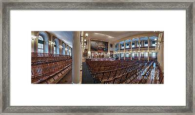 Faneuil Hall Framed Print by Scott Thorp