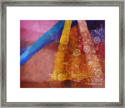 Fantasia I Framed Print by Lutz Baar