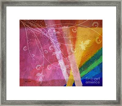 Fantasia II Framed Print by Lutz Baar