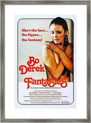 Fantasies, Bo Derek, 1981, � Joseph Framed Print by Everett