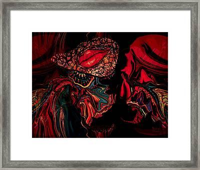 Fantasy Dream Framed Print by Natalie Holland