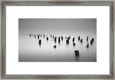 Far And Away Framed Print by Josh Eral