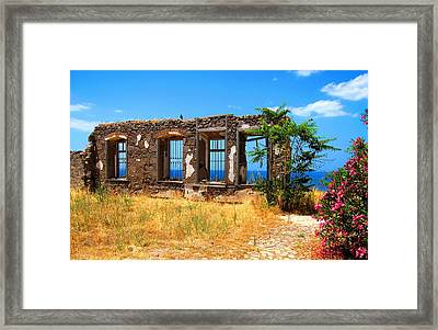 Far Away From Now Framed Print by Andreas Thust