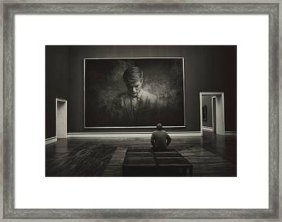 Farina Tipo 00 Framed Print by Raphael Guarino