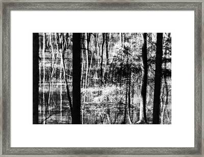 Fascinating Reflection Framed Print by Yevgeni Kacnelson
