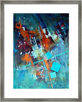 Fascination Framed Print by Ron Stephens