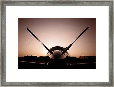 Fast Framed Print by Paul Job