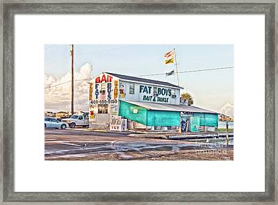 Fat Boys Framed Print by Scott Pellegrin