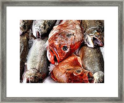 Fate Would Have It Framed Print by Lauren Leigh Hunter Fine Art Photography