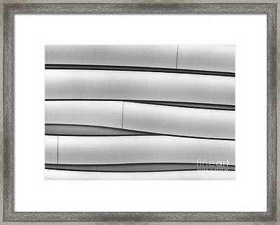 Faux Bamboo Framed Print by Sabrina L Ryan