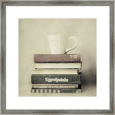 Favorite Pastimes  Framed Print by Violet Gray