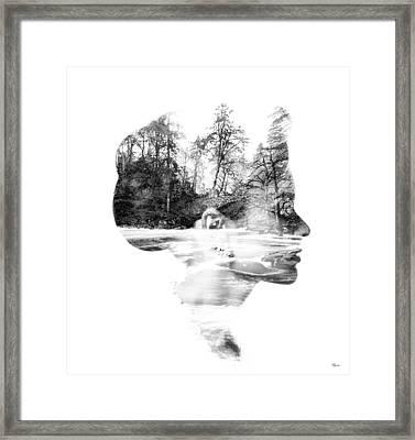 Favorite View Framed Print by Bojan Jevtic