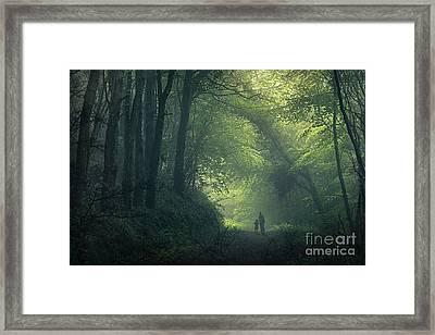 Feeling Safe Framed Print by Svetlana Sewell