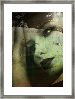 Fell So Deep  Framed Print by JC Photography and Art