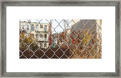 Fens Framed Print by Ema Ishii