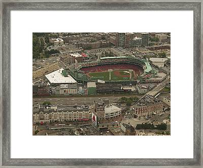 Fenway  Framed Print by Joshua House