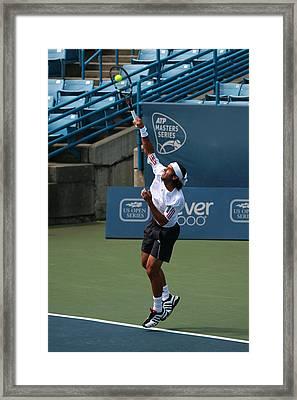 Fernando Gonzalez  Framed Print by James Marvin Phelps