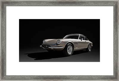 Ferrari 365 Framed Print by Douglas Pittman