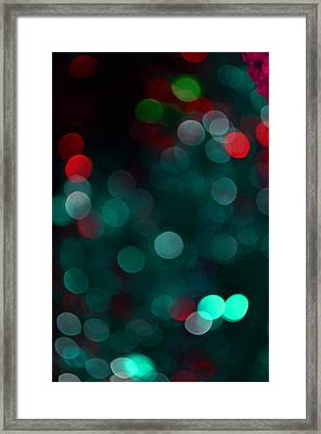 Festive Image 3 Framed Print by Irina Effa