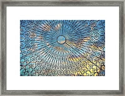 Filigree Framed Print by Jessica Jenney