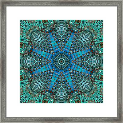Findings 2 Framed Print by Wendy J St Christopher