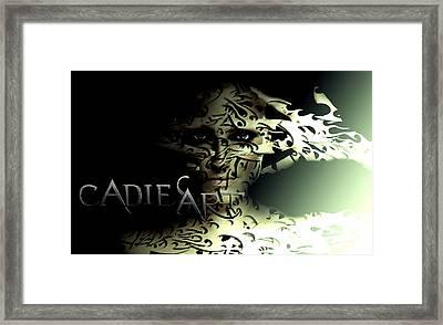 Fine Art Untitled No.35 Framed Print by Caio Caldas