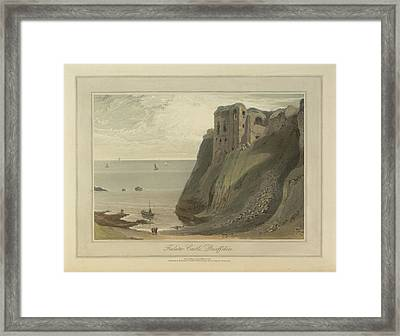 Finlater Castle Framed Print by British Library