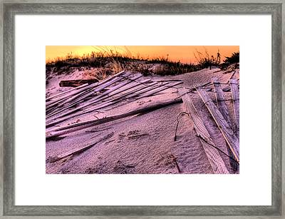 Fire Island Framed Print by JC Findley