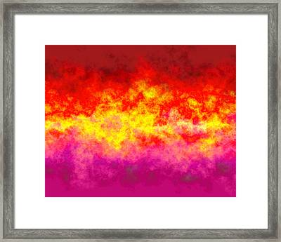 Firestarter Framed Print by Wendy J St Christopher