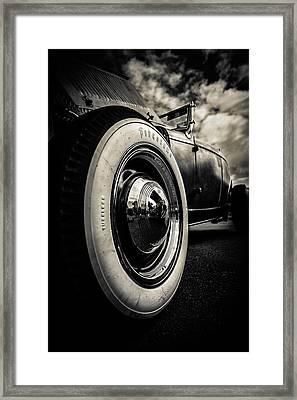 Firestone Ford Roadster Framed Print by motography aka Phil Clark