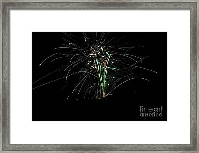 Fireworks 20 Framed Print by Cassie Marie Photography