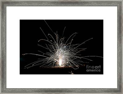 Fireworks 22 Framed Print by Cassie Marie Photography